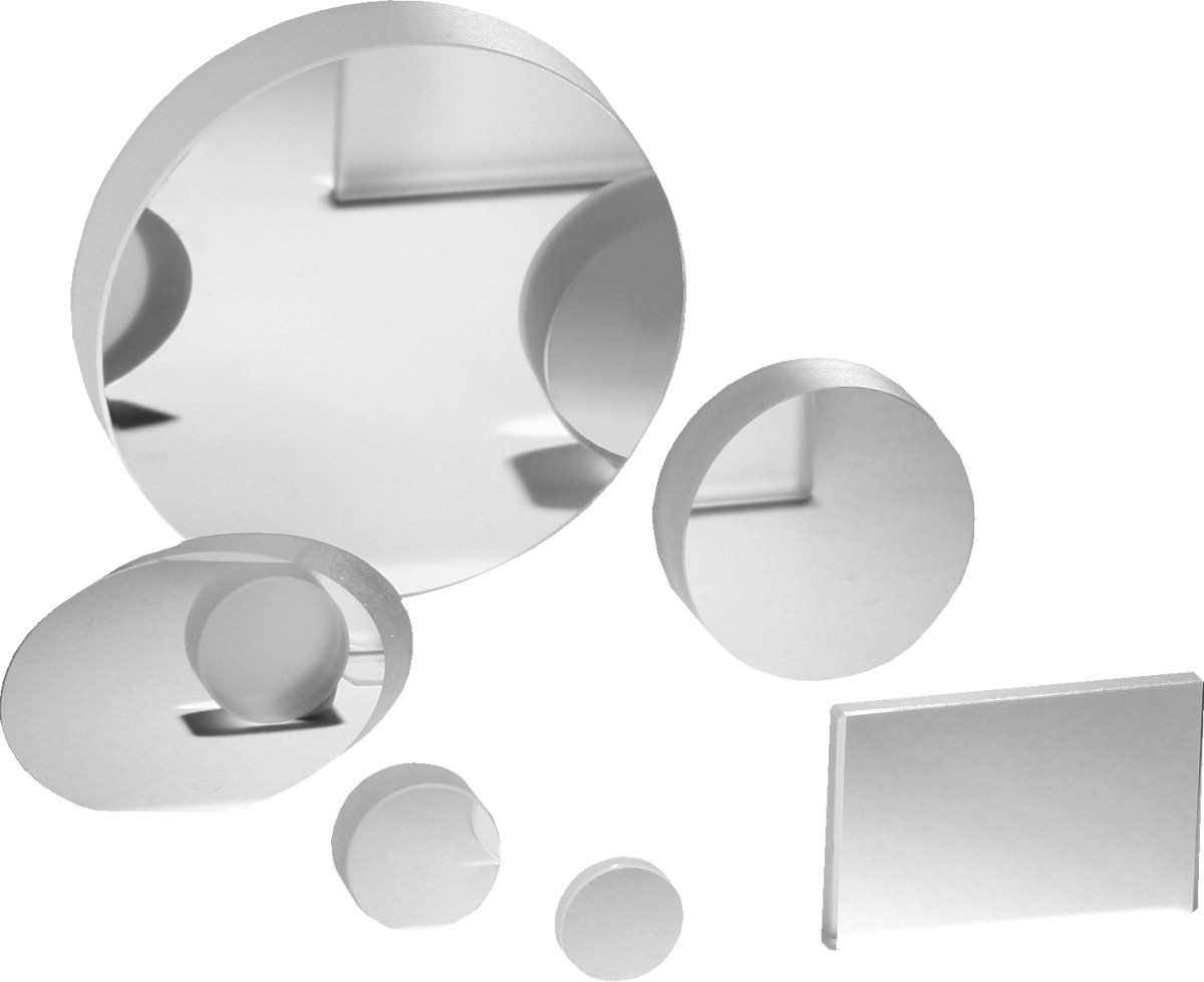Qioptiq q shop silver rectangular plane mirrors laser for Mirror quality